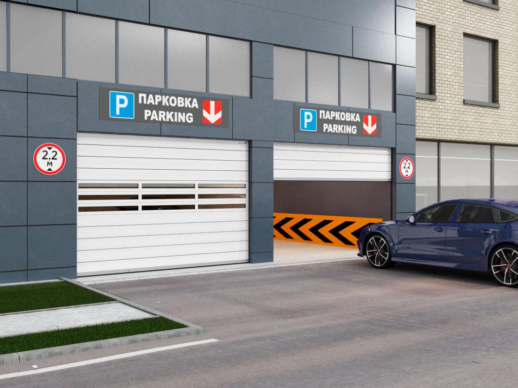 ISD01-Parking