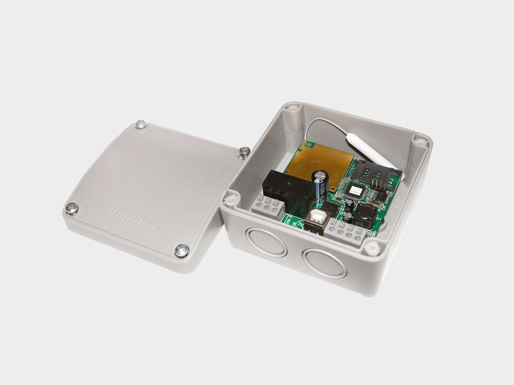 Модуль для управления с мобильного телефона