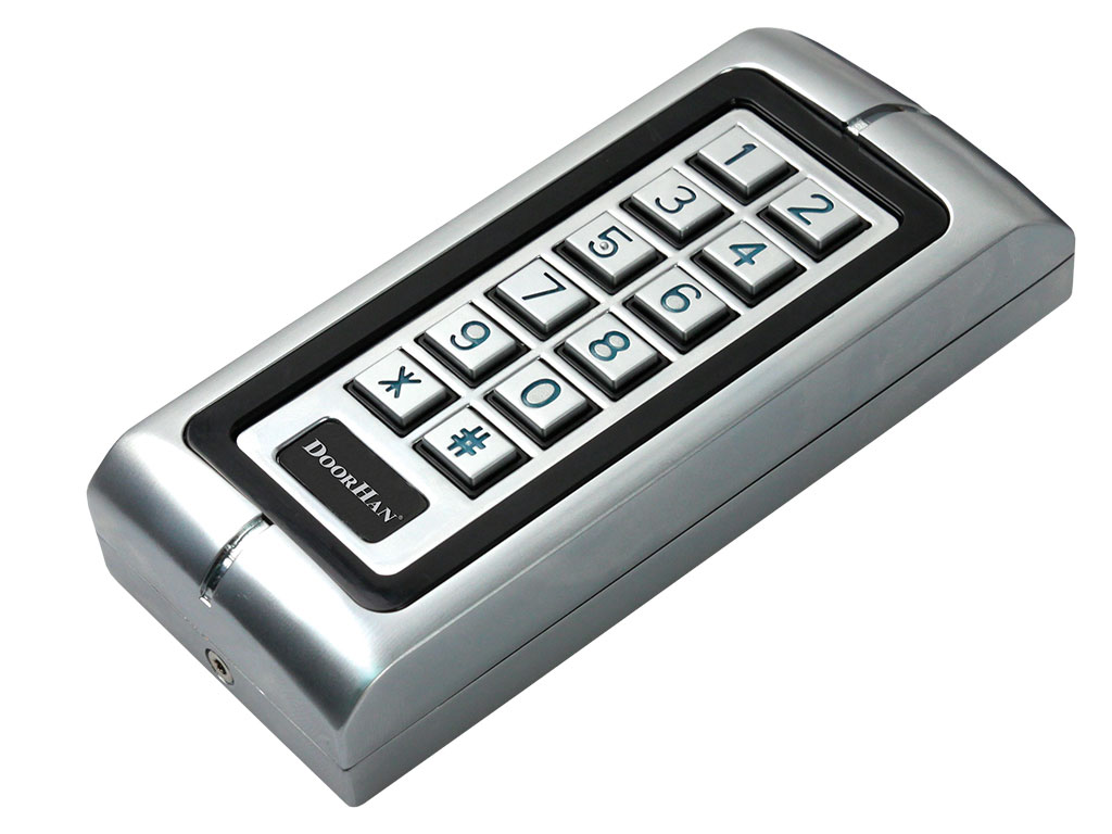 Антивандальная кодовая клавиатура Keycode ДорХан
