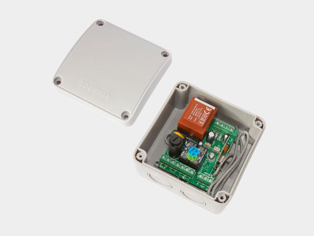 Блок управления CV01 для дистанционного управления одной створкой или группой окон ДорХан