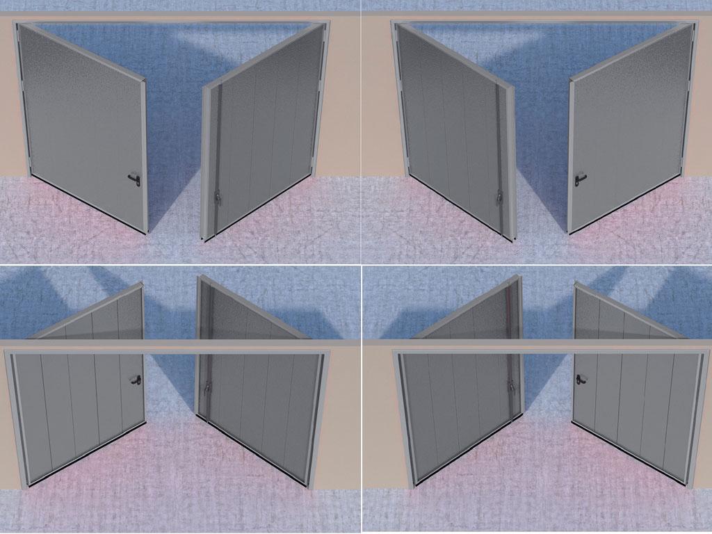 Большой выбор конструктивных решений позволяет установить оборудование по заданию заказчика ДорХан
