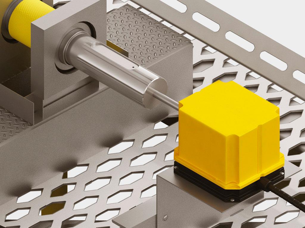 На свободном валу барабана установлен конечный выключатель, который срабатывает при достижении полотном крайних положений (открытого и закрытого) и останавливает мотор-редукторы. ДорХан