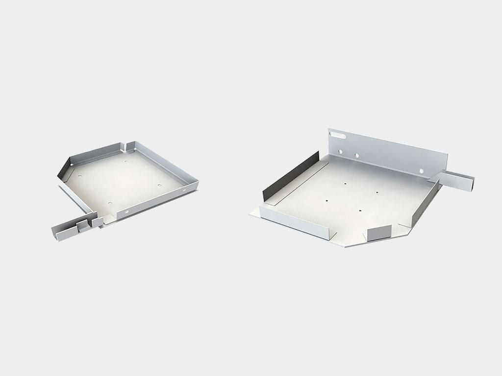 Новые стальные боковые крышки RS137 и RSK300, изготовленные из оцинкованной стали, обладают высокими антикоррозионными свойствами и прочностными характеристиками, окрашиваются в цвет короба.