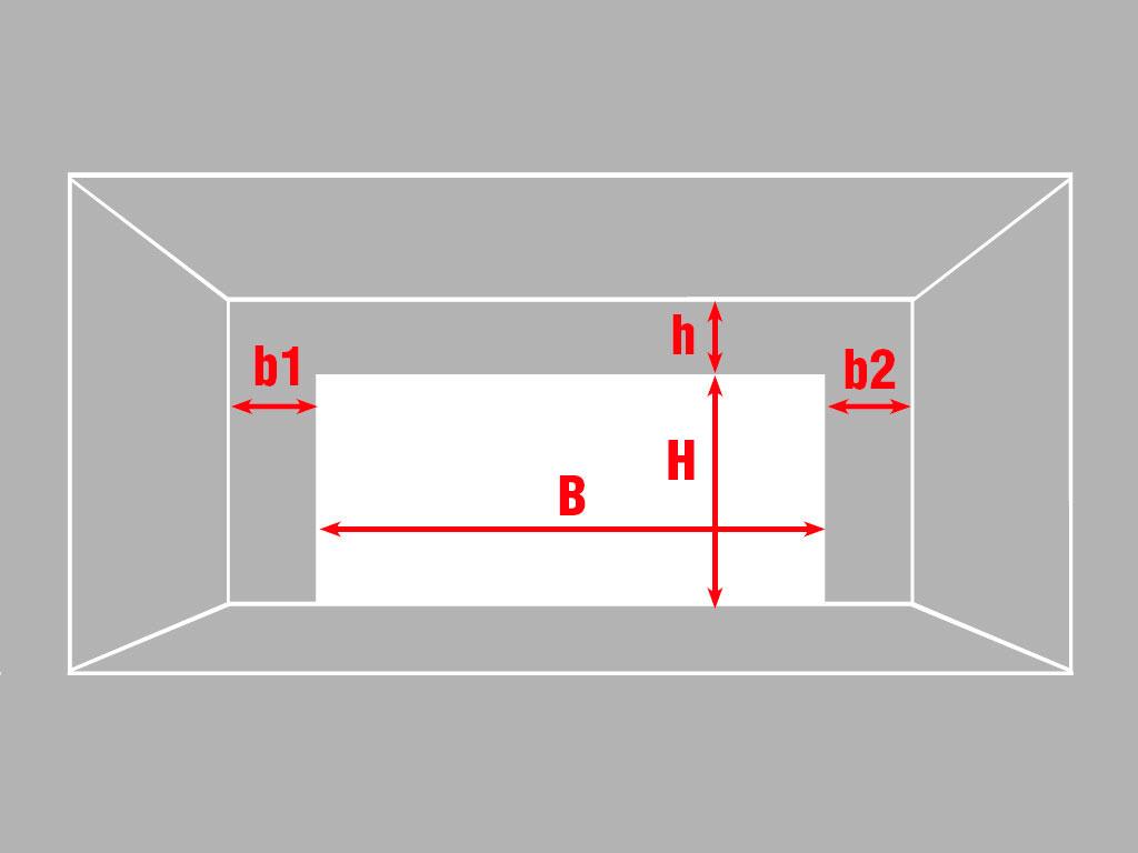 Подготовка-строительного-объекта-Промышленные-складные-панорамные-ворота-без-нижней-направляющей ДорХан