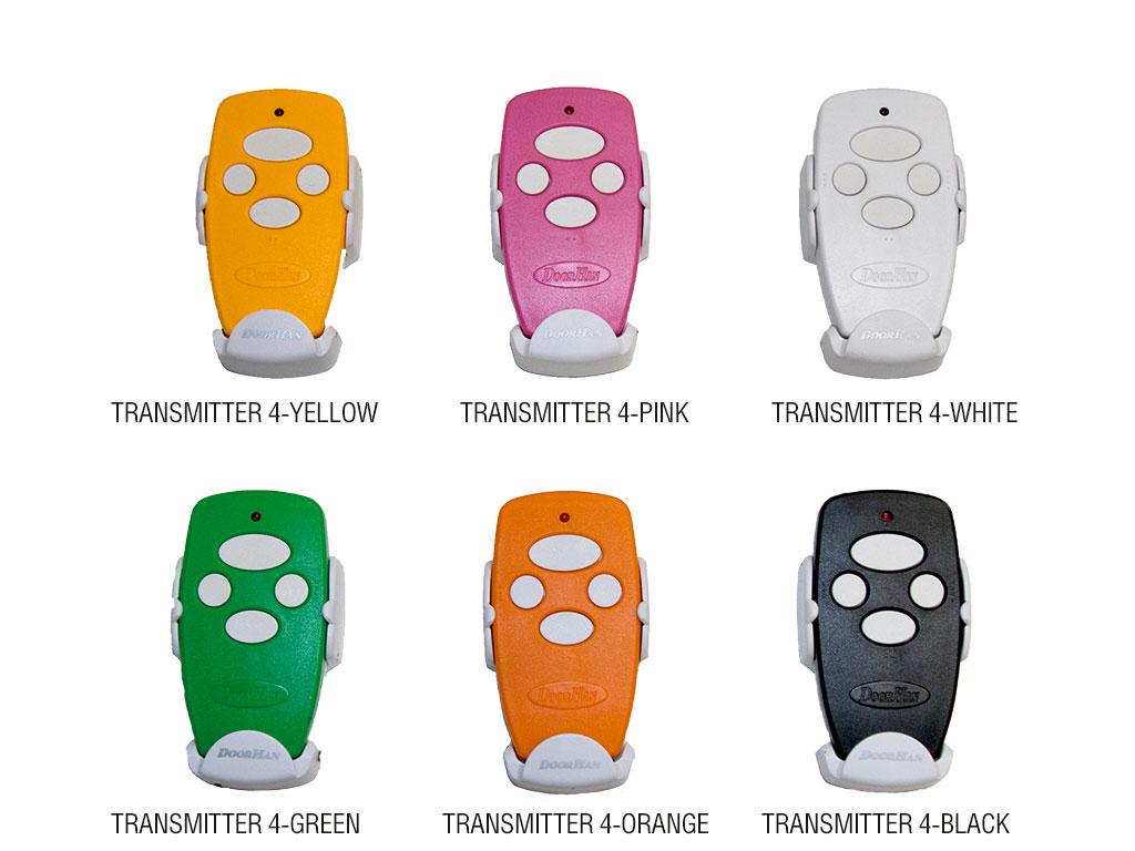 Transmitter 4-Color