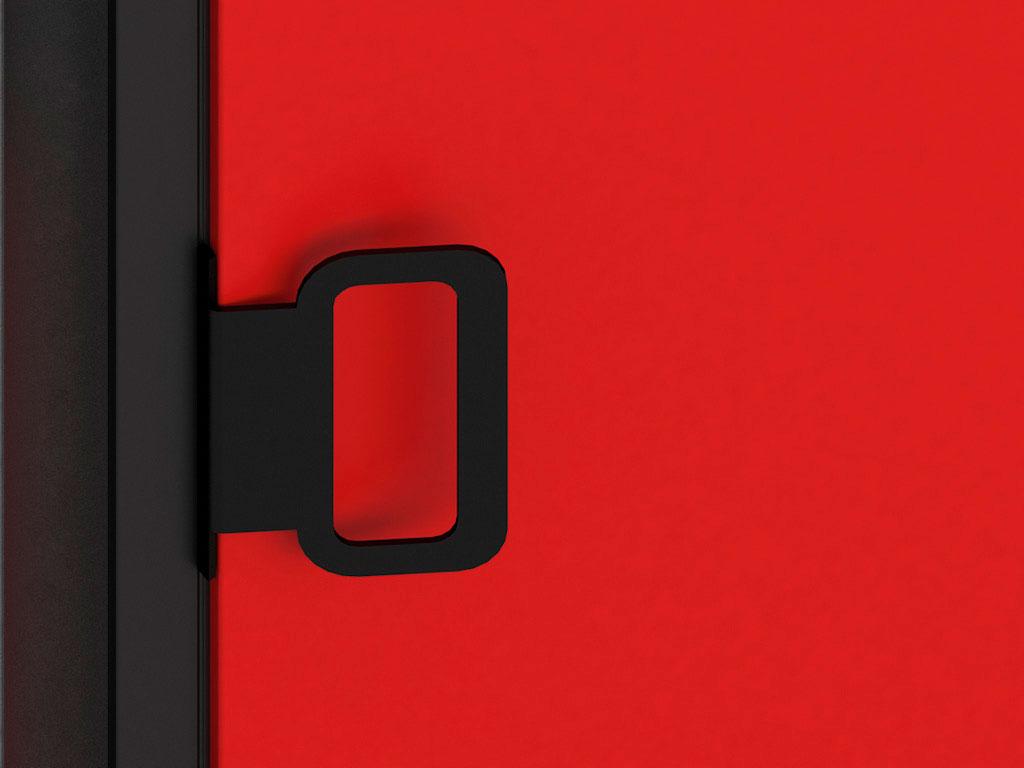 ДорХан Ручка для удобного открывания и закрывания ворот вручную.