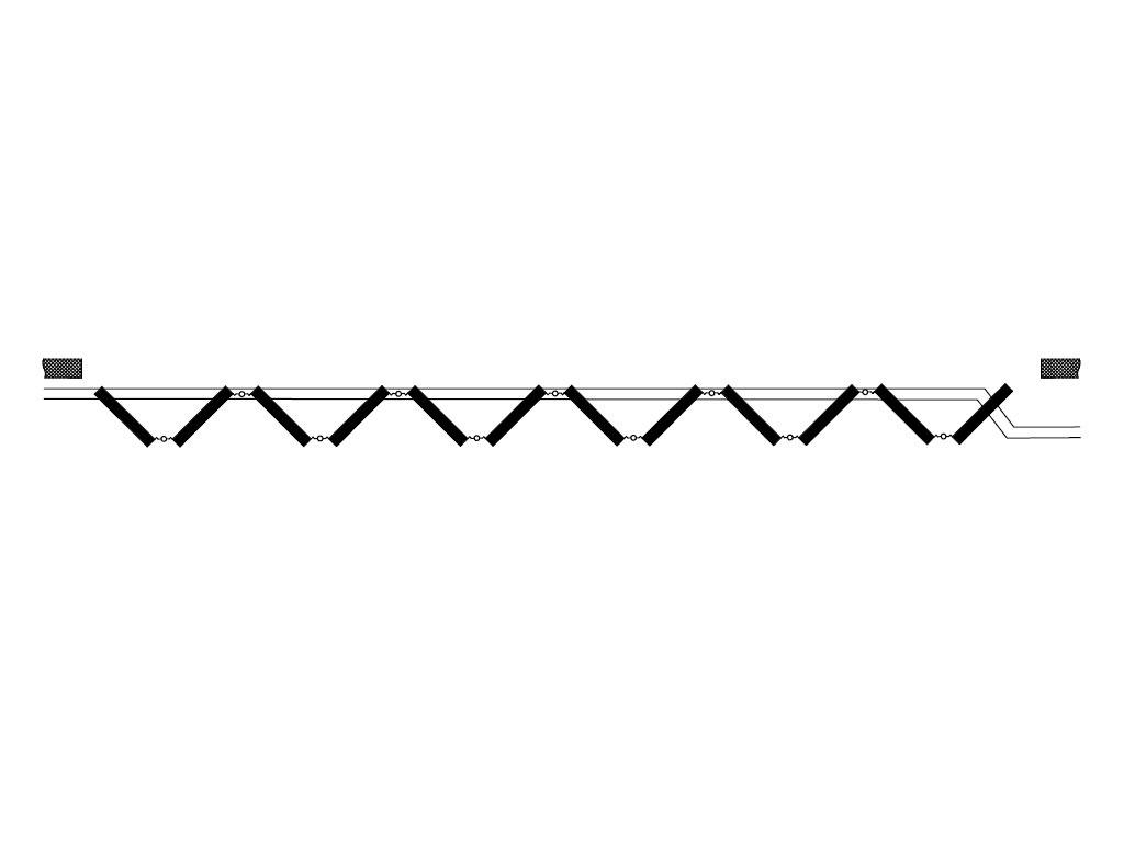 Схема открывания 0+12 ДорХан