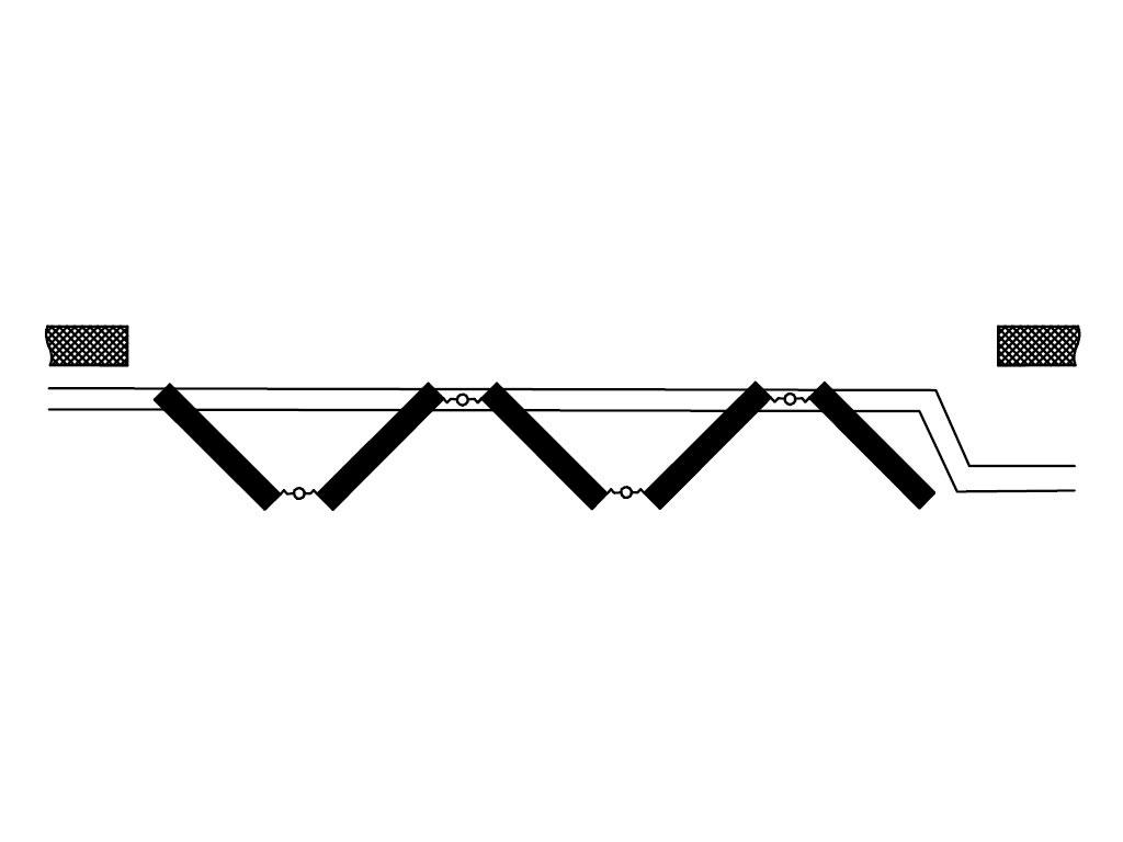 Схема открывания 0+5 ДорХан