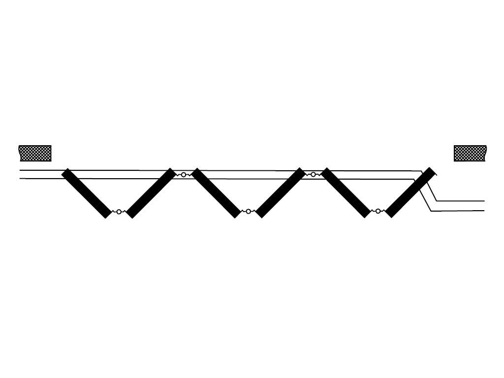 Схема открывания 0+6 ДорХан