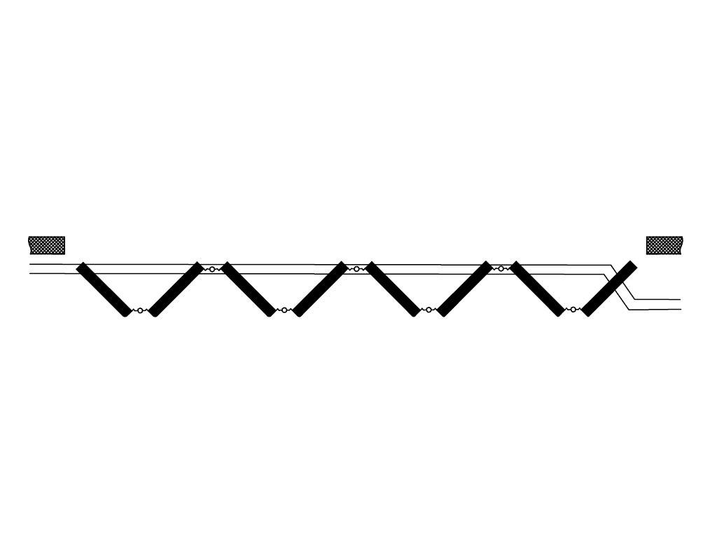 Схема открывания 0+8 ДорХан