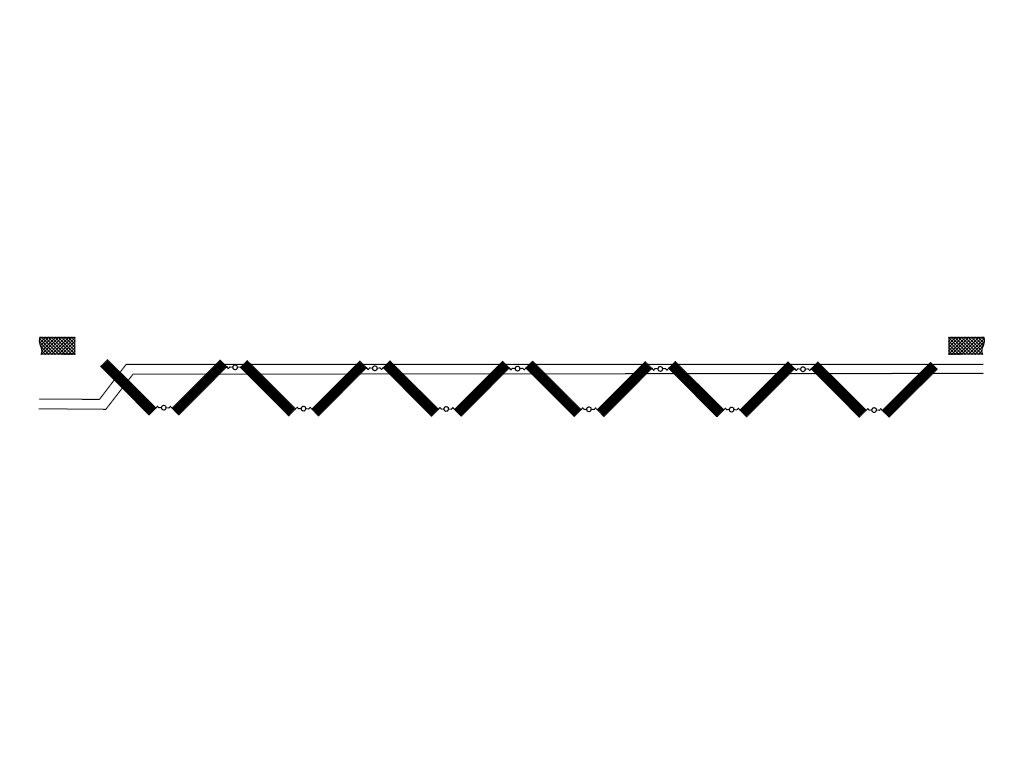Схема открывания 12+0 ДорХан