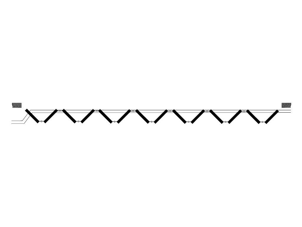 Схема открывания 14+0 ДорХан