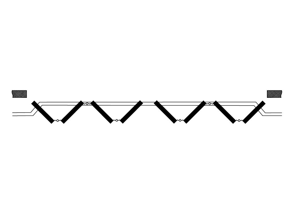 ДорХан Схема открывания 4+4