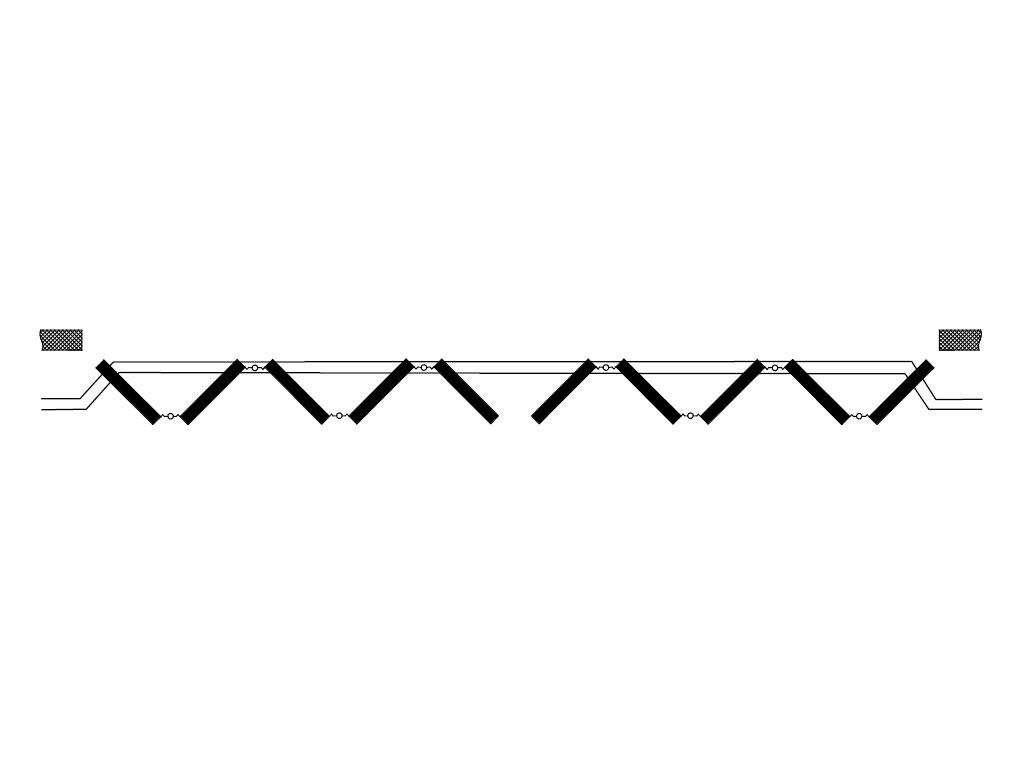 Схема открывания 5+5 ДорХан