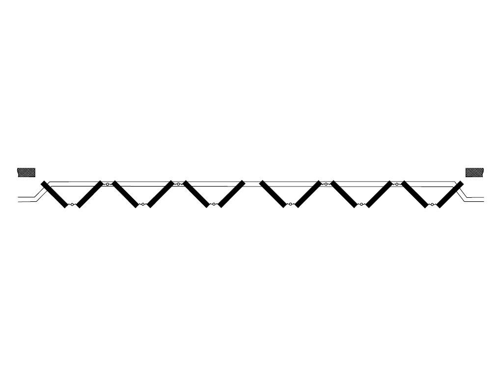 Схема открывания 6+6 ДорХан