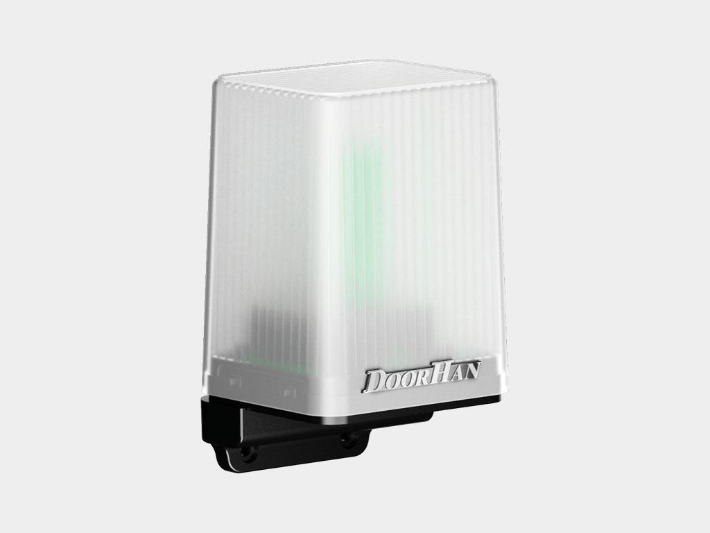 Сигнальная светодиодная лампа с антенной Lamp-PRO ДорХан