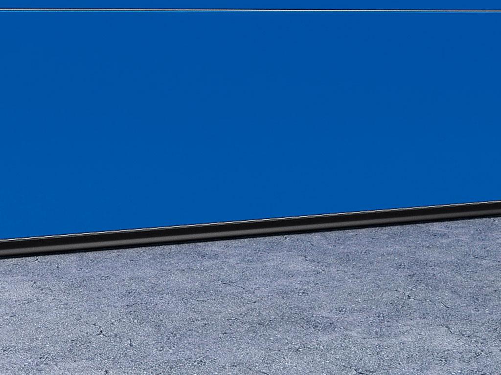 В нижней части ворот уплотнение выполнено в виде каплевидного кармана, надежно прилегающего к грунту. ДорХан