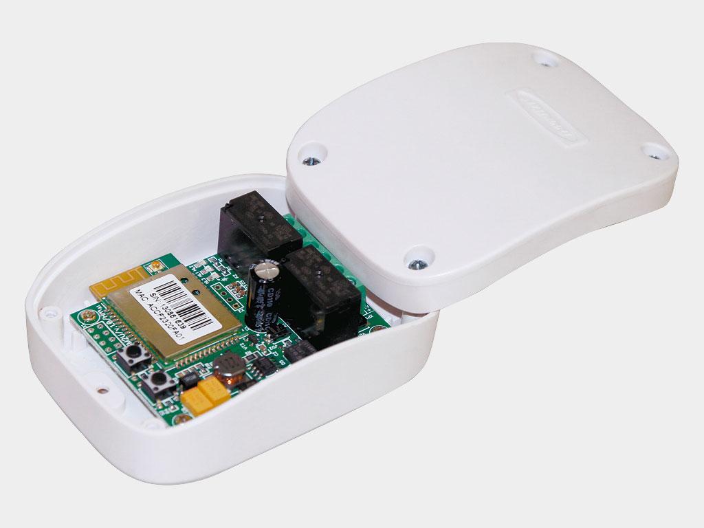 Wi-Fi-модуль для беспроводного управления (выработки сигнала управления, NO) электроприводами