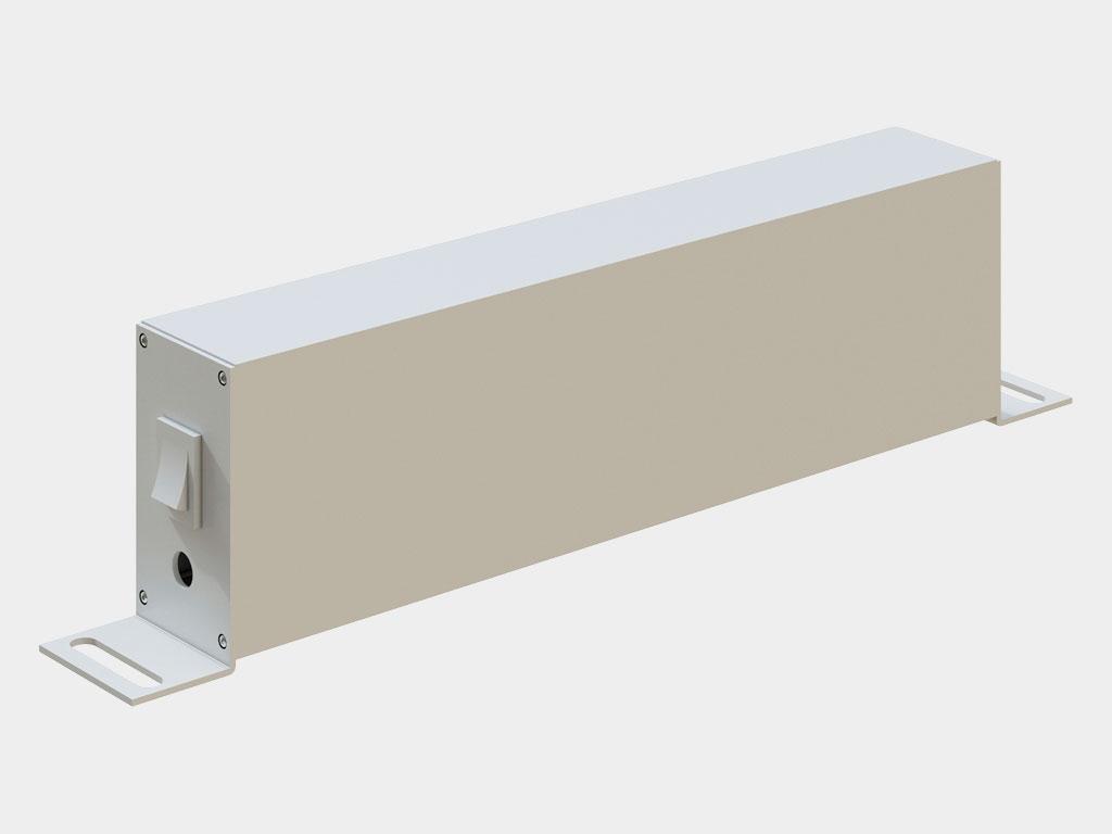 AD-27 — аккумулятoрная батарея (емкость 2,0 Аh) обеспечивает бесперебойную работу двери без внешнего питания в течение 15–30 минут (170 циклов) ДорХан