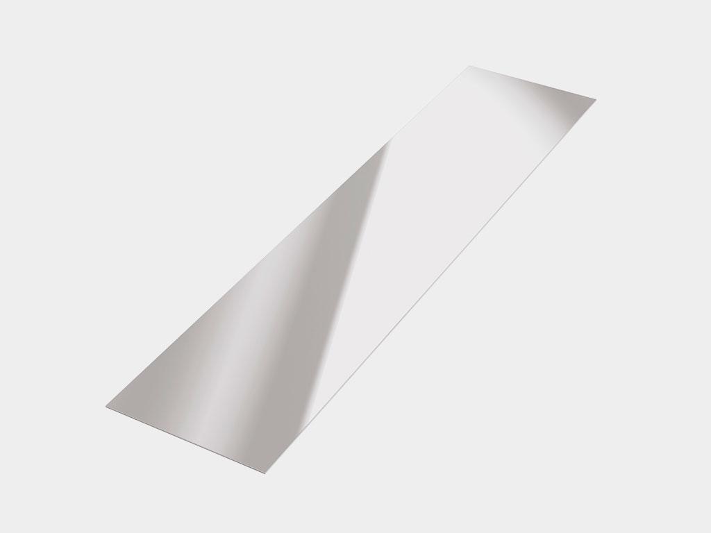 Антивандальная накладка защищает полотно двери от механических повреждений ДорХан