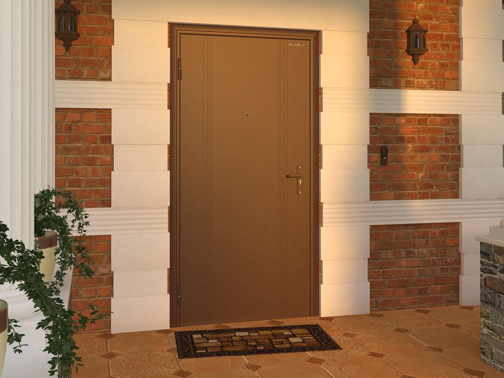 Двери бытовые «ЭКО» ДорХан