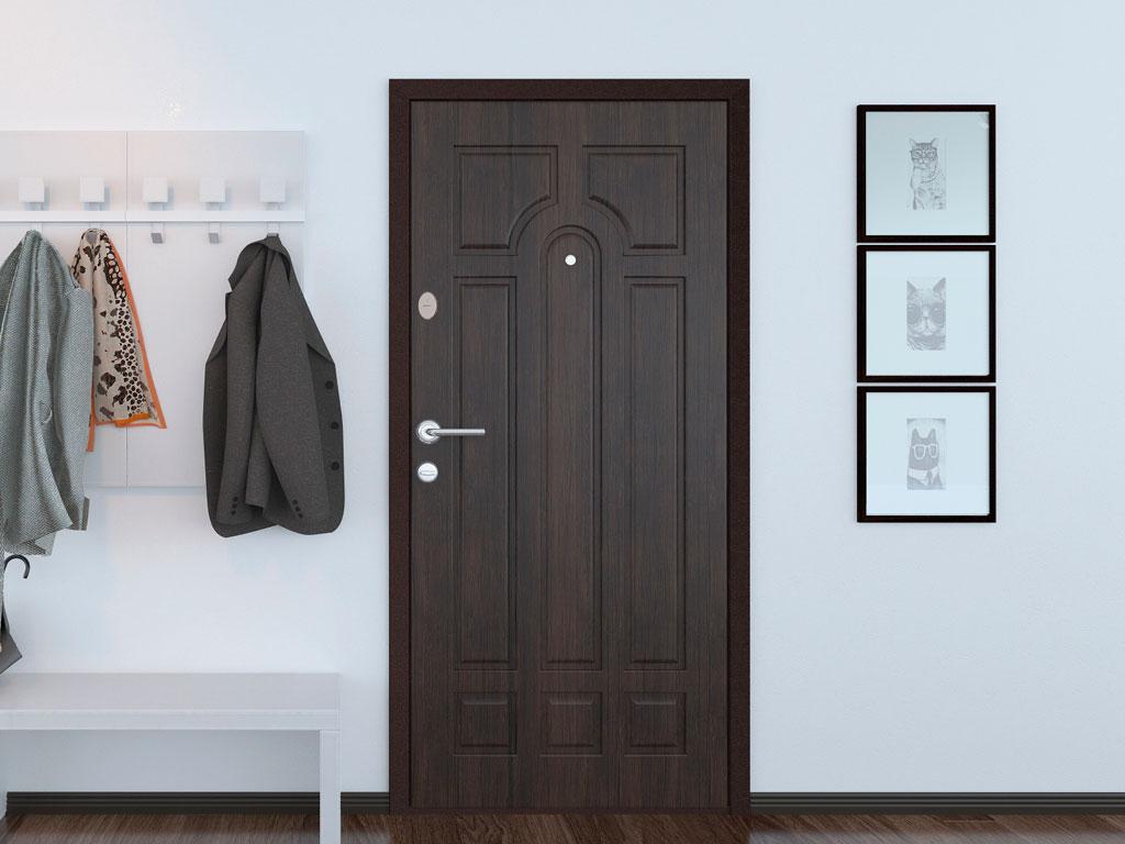 Двери бытовые «Премиум» ДорХан
