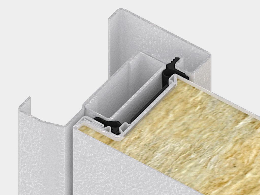 Дверная коробка для врезного монтажа позволяет устанавливать дверь как с открыванием внутрь, так и наружу помещения. А также дает возможность устанавливать дверь на объекте без пристенка. ДорХан