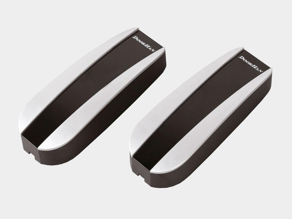 Фотоэлементы безопасности Photocell-N, состоящие из инфракрасного передатчика и приемника ДорХан
