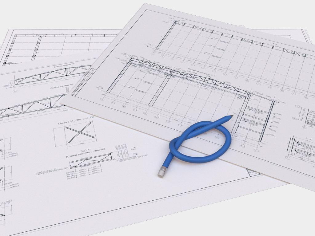 Гибкий подход к проектированию зданий: размеры и характеристики здания соответствуют всем требованиям клиента