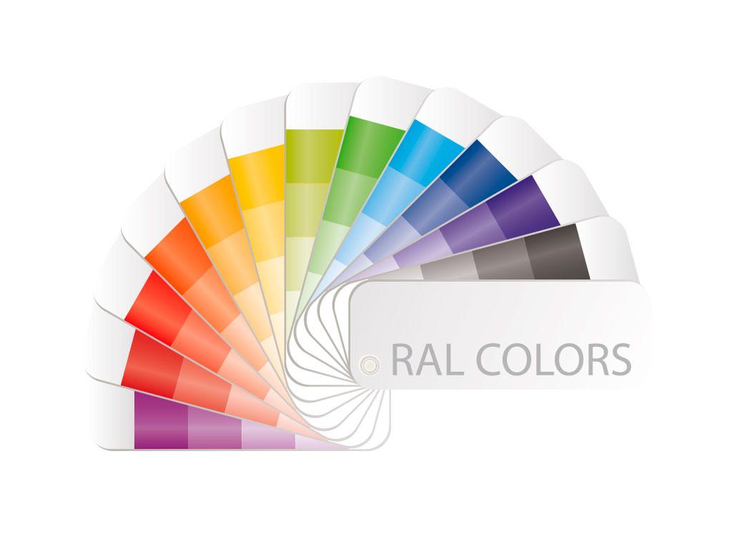 Индивидуальный цвет по RAL ДорХан