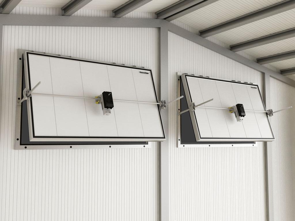 Клапан вентиляционный для овощехранилищ ДорХан