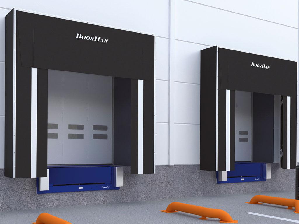 Комплексное решение, полный спектр перегрузочного оборудования от одного производителя Дорхен