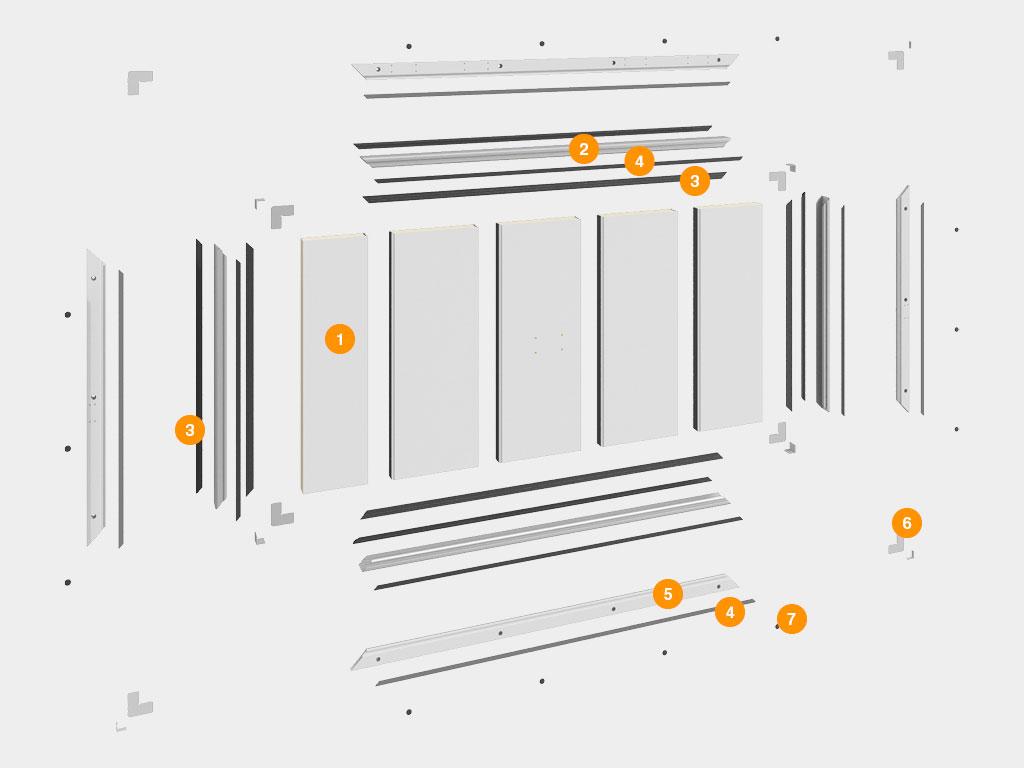 Конструкция-Клапан-вентиляционный-для-овощехранилищ ДорХан