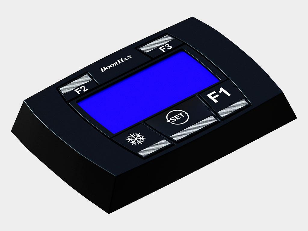 Переключатель режимов с дисплеем (арт. AD-08SP) ДорХан