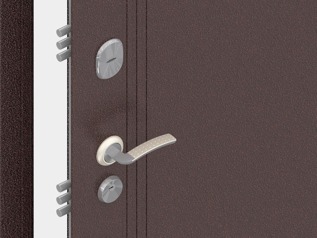 Преимущества дверей Комфорт ДорХан