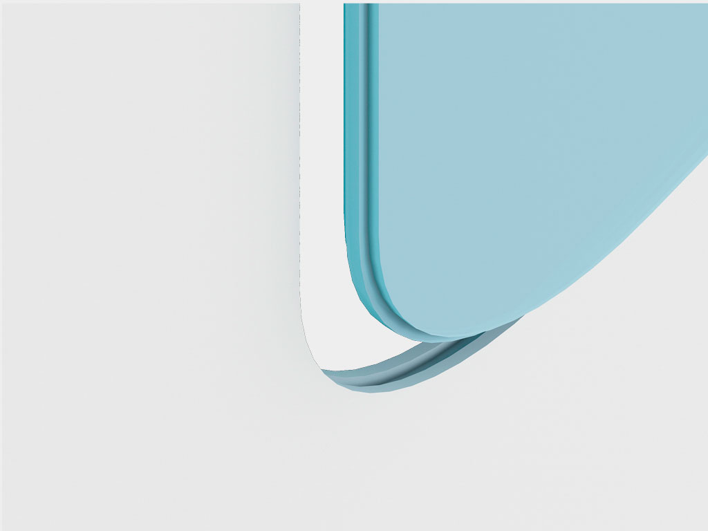 Прозрачное окно интегрировано в полотно без использования клея и сварки ДорХан