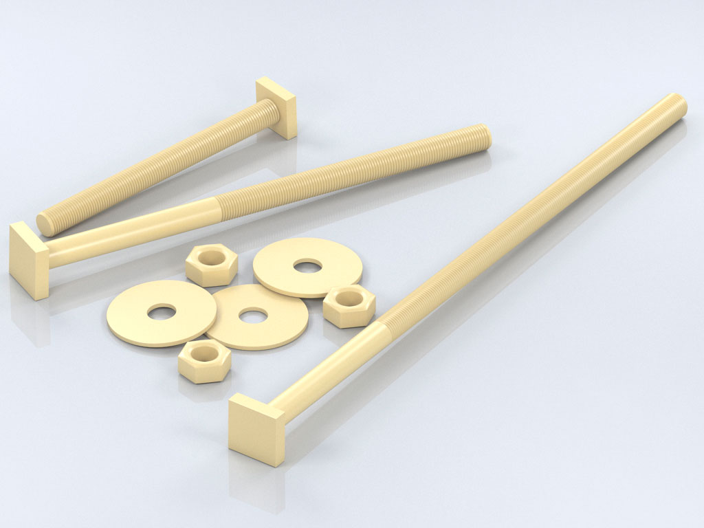 Новые виды термокрепежа позволяют смонтировать двери на сэндвич-панель толщиной до 220 мм.