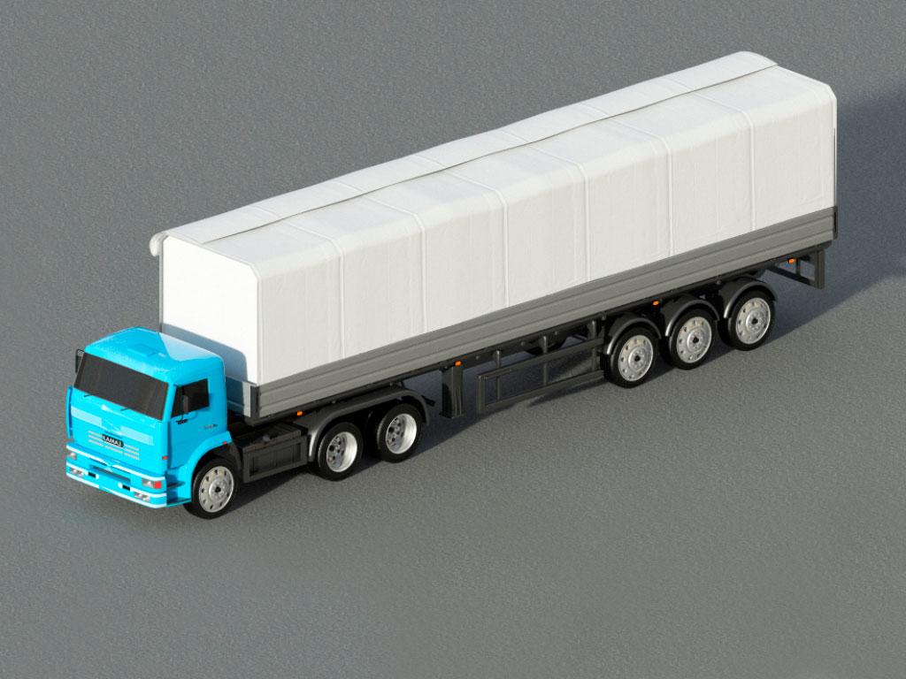 Компактная упаковка для транспортировки стандартными средствами доставки грузов ДорХан