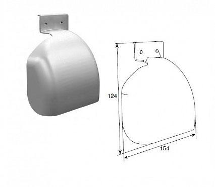 Комплект кожухов защитных для устройств защиты от обрыва троса ДорХан