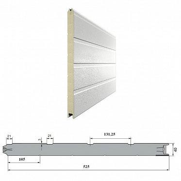 Панель «Доска» 525 мм