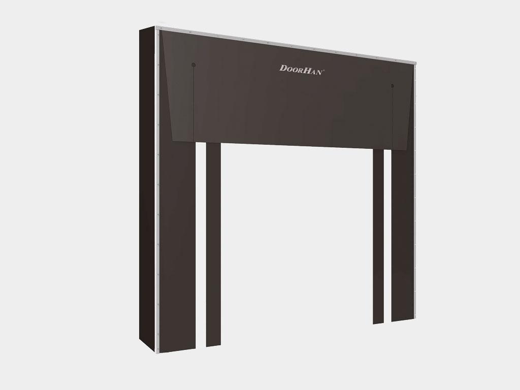 Перегрузочное оборудование (перегрузочные тамбуры, герметизаторы, уравнительные платформы, подъемные столы) ДорХан