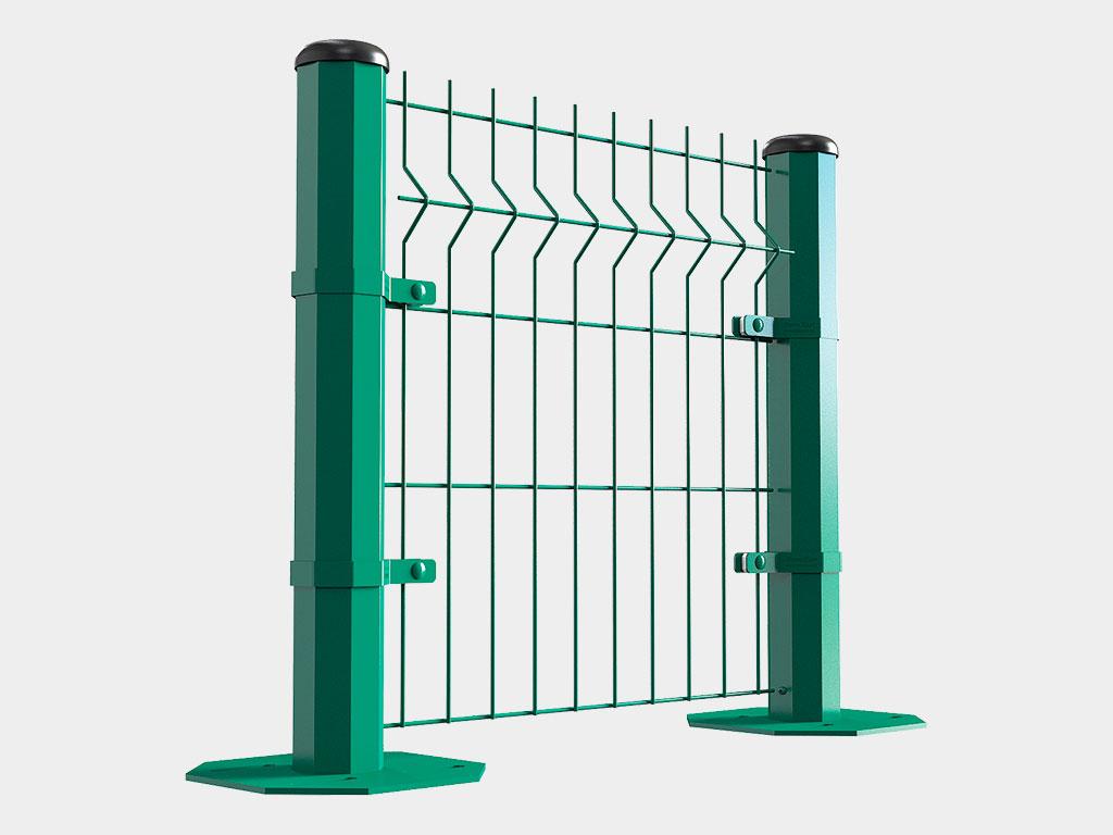 Системы ограждения. Позволяют оптимально разграничить пространство как в самом здании, так и за его пределами. ДорХан