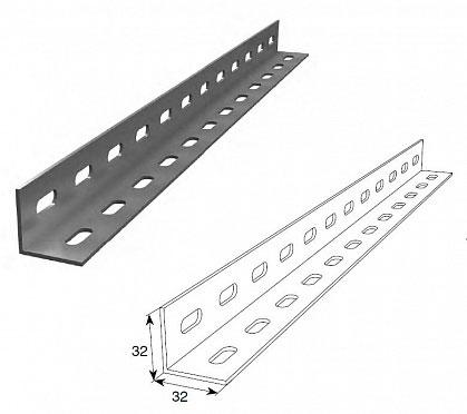 Установочный профиль (32х32х2 мм) ДорХан