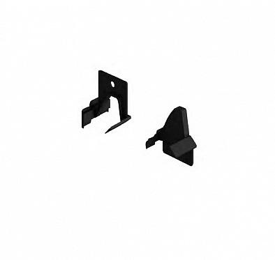 Заглушка с ЗЗП, ц-профиль калитки (петля слева) ДорХан