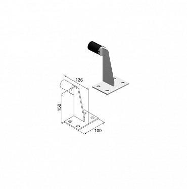 Боковой упор (150 мм) ДорХан