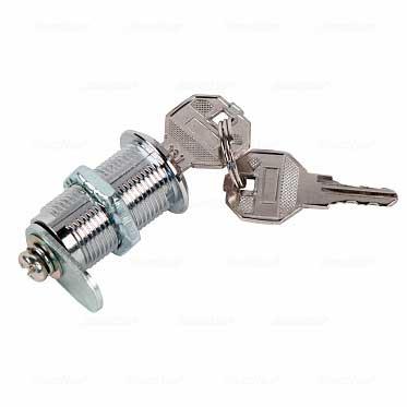 Цилиндр замка с 2 ключами для расцепителя Sliding-1300PRO ДорХан