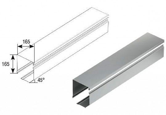 Короб защитный RB165