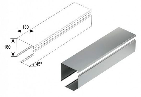 Короб защитный RB180