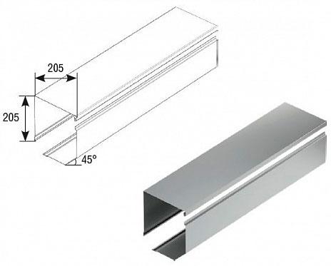 Короб защитный RB205 ДорХан