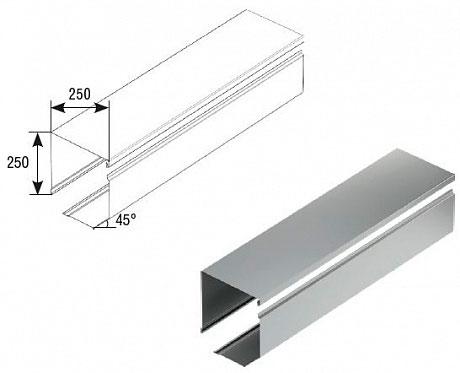 Короб защитный RB250 ДорХан